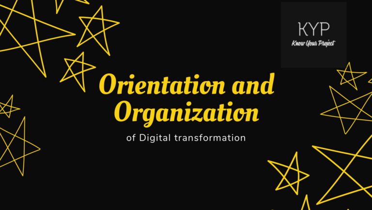 The Tale of Two O's: Orientation and Organization