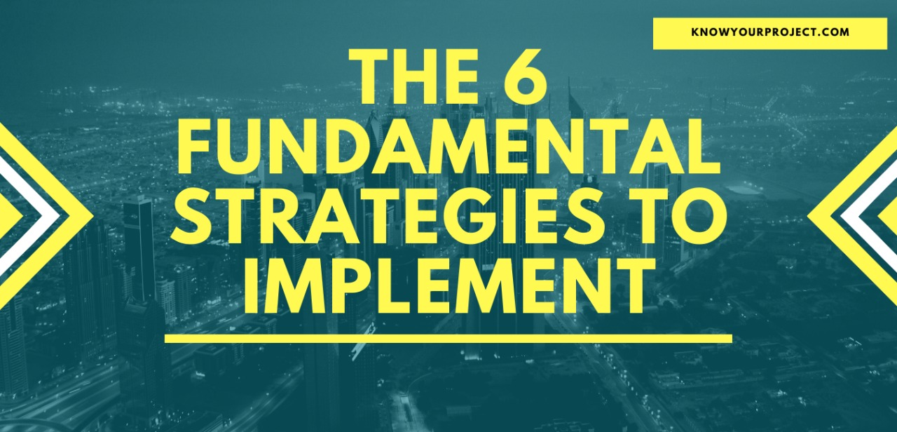 The 6 Fundamental Strategies to Implement: Evolve Your Understanding of Digital Transformation Now!