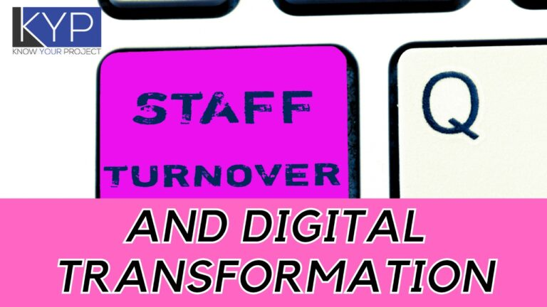 Staff Churn is Increasing Due to Digital Transformation; Here's why!