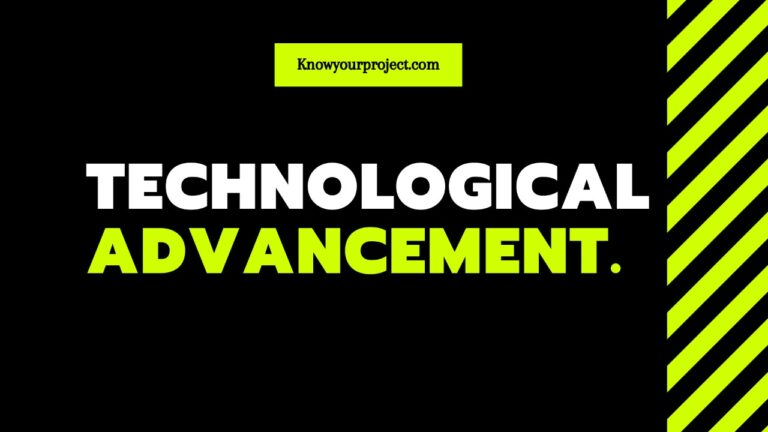 How Does Technological Advancement Improve Businesses?